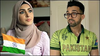 WHEN it's PAKISTAN vs INDIA CRICKET FINAL | Sham Idrees