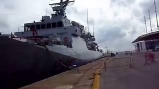 Nave Orione della Marina Militare