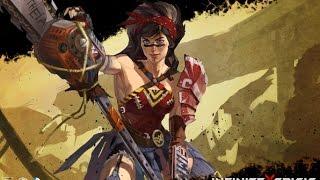 Infinite Crisis / Atomic Wonder Woman The Reclaimer