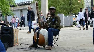 Jali plays Kora in Manchester