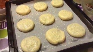 قرص فلاحي مصري بالعجوة - مطبخ آمنة عمر امغيميم