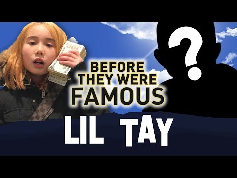 LIL TAY Before They Were Famous Youngest Flexer of the Century