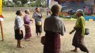 Goyang Maut Kakek-Nenek dari Lembah Lerek-Lembata-NTT
