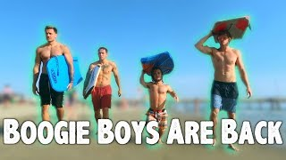 Boogie board Boys Are Back!