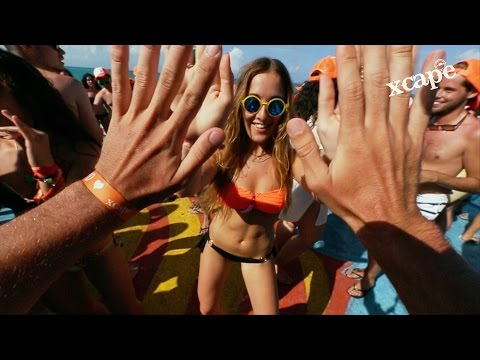 Xcape Cancun Spring Break virtual reality