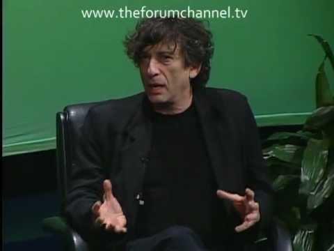 Neil Gaiman and Neil deGrasse Tyson Talk Sex, Death and Venereal Disease
