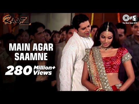 Main Agar Saamne Full Video Raaz Dino Moreo & Bipasha Basu Abhijeet & Alka Yagnik