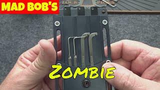 (1102) Review: Mad Bob's ZOMBIE Pick Kit