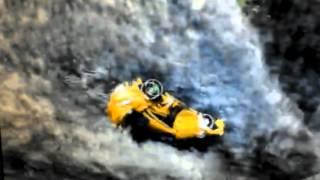 Beamng drive alpha porsche 911 gt2 v4.1 crash #1