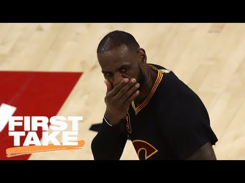 Xxx Mp4 Where Will LeBron James Go As A Free Agent First Take June 7 2017 3gp Sex