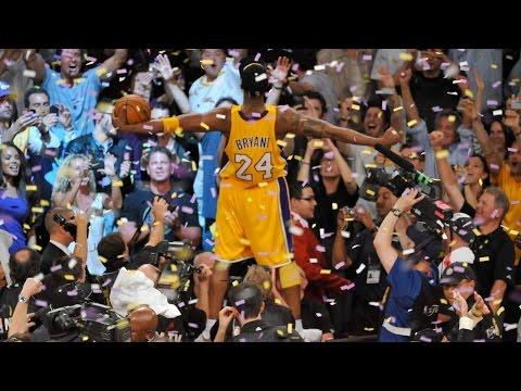 Kobe Bryant - Dedication