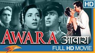 Awara Hindi Full Movie HD || Prithviraj Kapoor, Nargis, Raj Kapoor || Eagle Hindi Movies