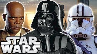 Darth Vader Remembers Killing Mace Windu and Order 66 - Star Wars Explained
