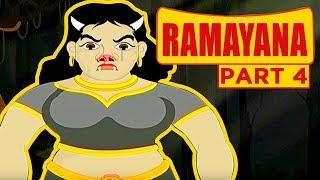 Ramayana Story In Hindi | Part 4 | Mythological Stories | Ramayana Story | Masti Ki Paathshaala