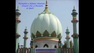 Muhadith e Kabeer Allama Zia ul Mustafa Qadri - Mumbai