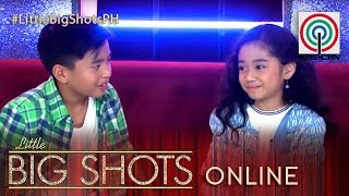 Little Big Shots Philippines Online: Yanna | Young Dog Trainer