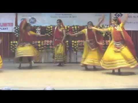 ali more angna  culture dance show in cooperative event