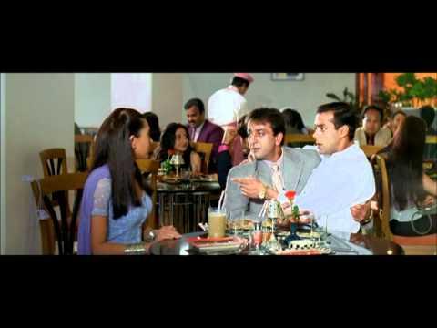 Salman Khan - Karishma Kapoor - Chal Mere Bhai Comedy Videos - Sapna And Prems Date Disaster