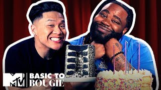 $12 vs. $150 Cake: Which Is Really Better? | Basic to Bougie: Season 3 | MTV