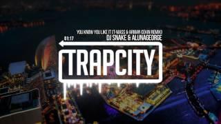 DJ Snake & AlunaGeorge - You Know You Like It (T-Mass & Arman Cekin Remix)