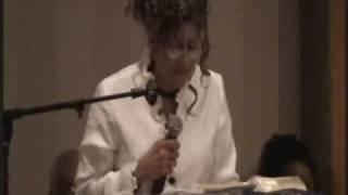 Dr. Dorinda Clark Cole Introduction to Sermon Pt.1  (Indiana 1st Jurisdiction)