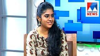 Chat with actress Nimisha  | Manorama News