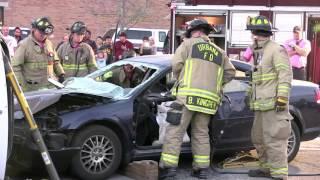 Urbana Fire Department:  Auto Extrication