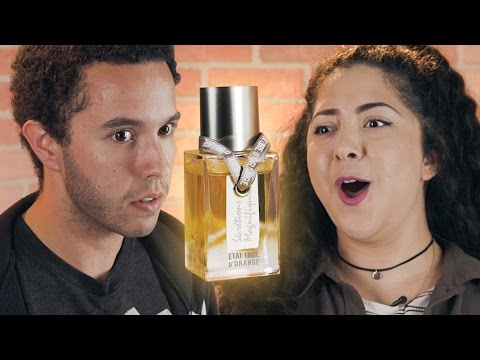 People Try A Sex-Inspired Perfume