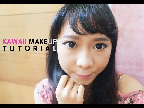Kawaii Makeup Tutorial with PIXY | メイク