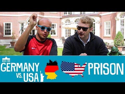 watch Prison - Germany vs USA
