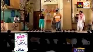 Sikandar sanam & umer sharif old stage show