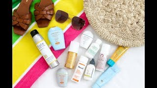 10 Sunscreen Recommendations + My Top 3 Current Favorites