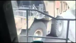 Mining Truck Drifting