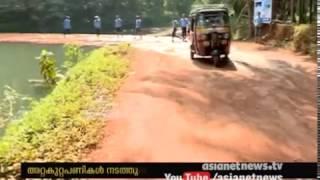Kerala-Karnataka border  road