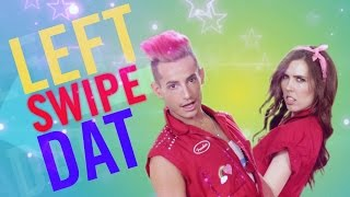 Frankie Grande - LEFT SWIPE DAT  (Official Music Video)