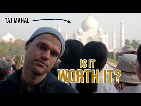 Xxx Mp4 Why I Didn't Like Visiting The TAJ MAHAL Agra India 🇮🇳 3gp Sex