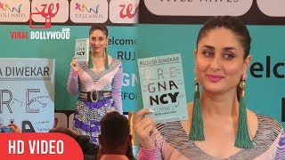 Gorgeous Kareena Kapoor Launches Pregnancy Notes   Book launch
