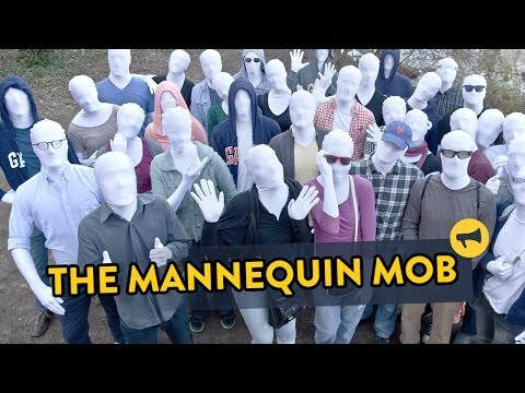Download The Mannequin Mob