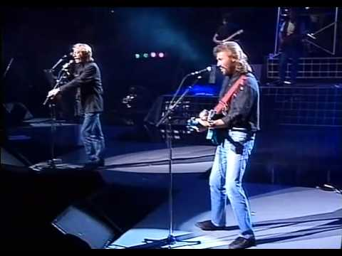 Bee Gees To Love Somebody One For All Live Original dvd audio 1989