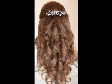 Xxx Mp4 Prom Curls Hairstyles By Estherkinder 3gp Sex