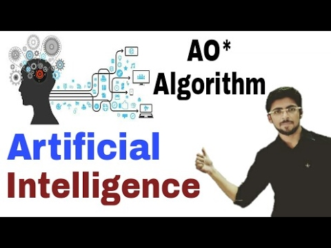 AO* Algorithm in artificial intelligence in hindi   #18