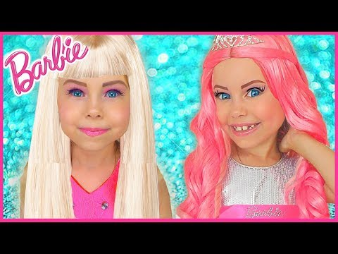 Xxx Mp4 Alice Pretend Play How Barbie Doll Funny Video Compilation By Kids Smile Tv 3gp Sex