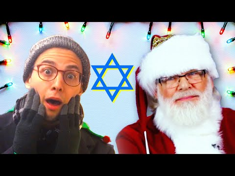 Xxx Mp4 Jews Try Christmas For The First Time 3gp Sex