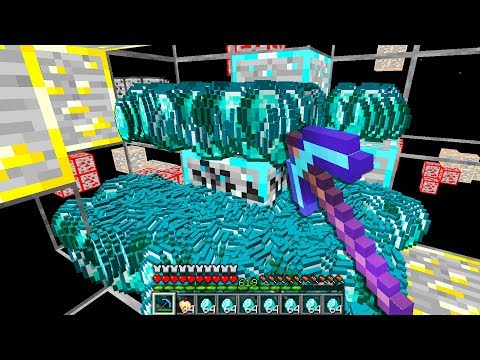 mining diamonds with a FORTUNE 30000 pickaxe against an XRAY hacker