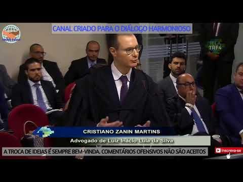 Lula: sustentação oral da defesa do ex-presidente - 24/01/18