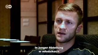interview with  | JAKUB BŁASZCZYKOWSKI #1 / german & polish subtitles