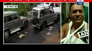 Watch: How the naxals attacked on Congress leaders !