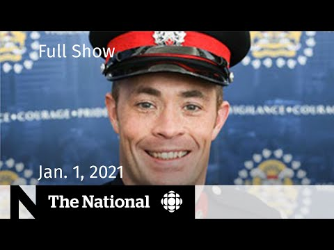 The National 2 teens charged in Calgary police officer's death Jan. 1 2021