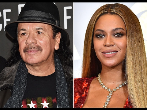 Carlos Santana Apologizes to Beyonce after he Claimed she wasn t a Singer