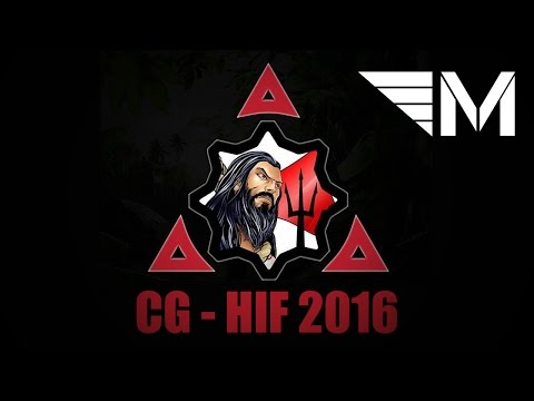 Militia Airsoft - Correspondente de Guerra - HIF 2016